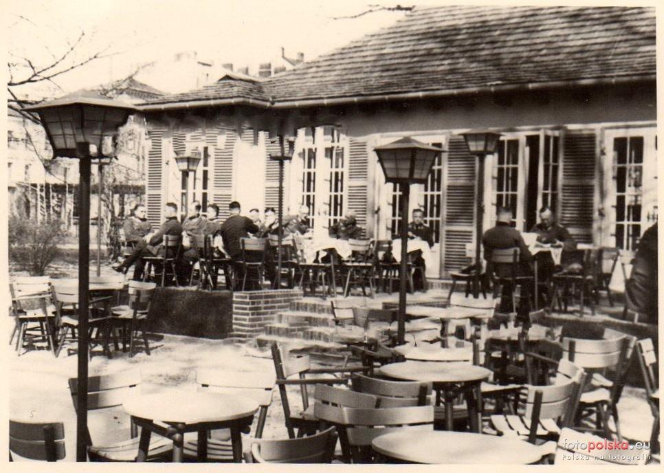 Restauracja Kawiarnia Radom Parkowa